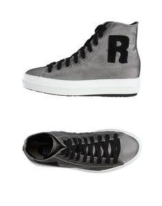 Высокие кеды и кроссовки Ruco Line
