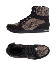 Высокие кеды и кроссовки Laura Biagiotti