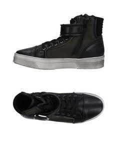 Высокие кеды и кроссовки Roccobarocco