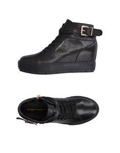 Высокие кеды и кроссовки Fornarina