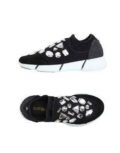 Низкие кеды и кроссовки Elena Iachi