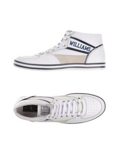 Высокие кеды и кроссовки Williams Wilson