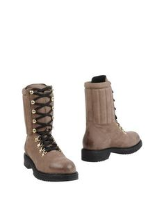 Полусапоги и высокие ботинки Paola Ferri