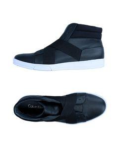 Высокие кеды и кроссовки Calvin Klein