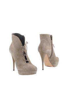 Полусапоги и высокие ботинки Ninalilou