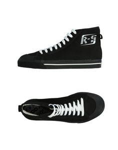 Высокие кеды и кроссовки RAF Simons x Adidas