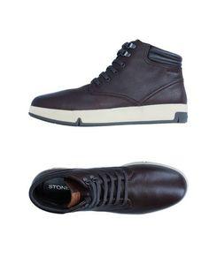Высокие кеды и кроссовки Stonefly