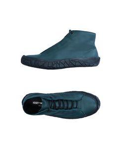 Высокие кеды и кроссовки Issey Miyake MEN