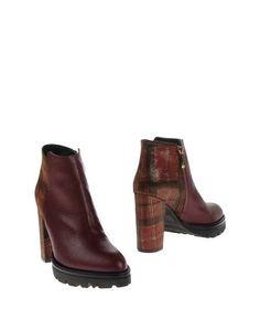 Полусапоги и высокие ботинки Gianni Marra