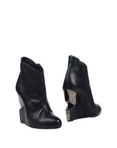 Полусапоги и высокие ботинки Charline DE Luca