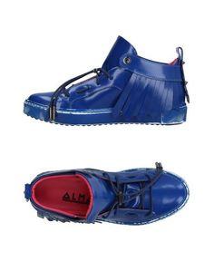 Высокие кеды и кроссовки Alma