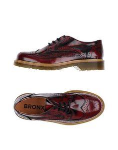 Обувь на шнурках Bronx
