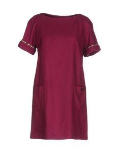 Короткое платье Aquascutum