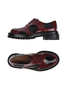 Обувь на шнурках Marni