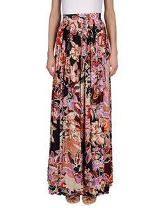 Длинная юбка Just Cavalli
