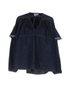 Джинсовая рубашка Rachel Comey