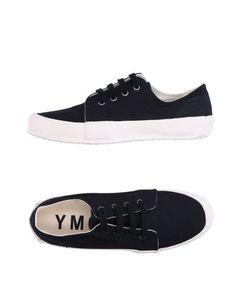 Низкие кеды и кроссовки YMC YOU Must Create
