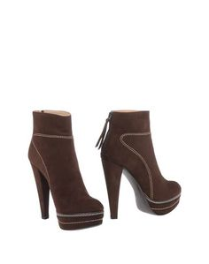 Полусапоги и высокие ботинки Ermanno Scervino