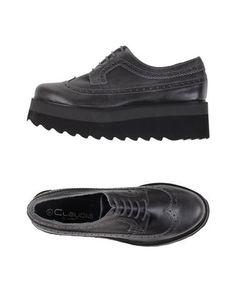 Обувь на шнурках Claudia BY Isaberi