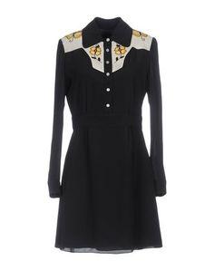 Короткое платье Coach