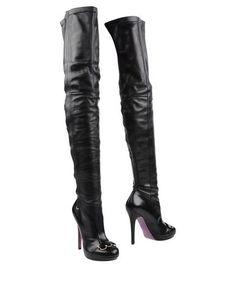 Сапоги Versace