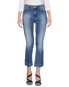 Джинсовые брюки-капри Space Style Concept
