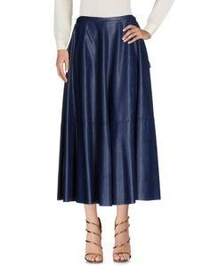 Длинная юбка MM6 by Maison Margiela