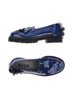 Мокасины Msgm