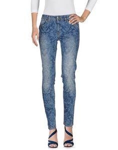 Джинсовые брюки Just Cavalli
