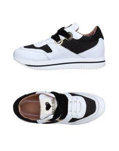 Низкие кеды и кроссовки Twin Set Simona Barbieri