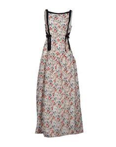 Длинное платье Erdem