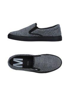 Низкие кеды и кроссовки Mauro Grifoni