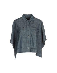 Джинсовая рубашка Marc by Marc Jacobs