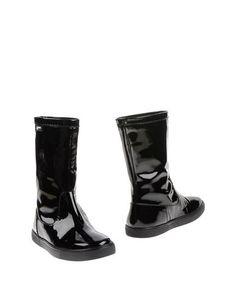 Полусапоги и высокие ботинки Jil Sander Navy