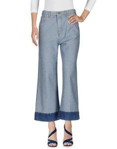 Джинсовые брюки Cedric Charlier