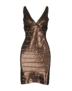 Короткое платье HervÉ LÉger BY MAX Azria