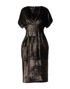 Платье до колена Maurizio Pecoraro