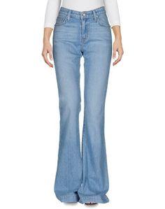 Джинсовые брюки 10 Crosby Derek Lam