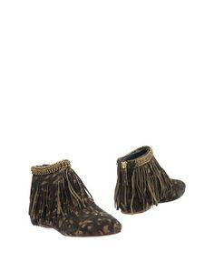 Полусапоги и высокие ботинки Jerome Dreyfuss