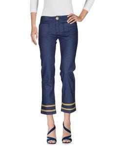 Джинсовые брюки-капри THE Seafarer