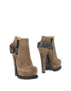 Полусапоги и высокие ботинки Gianmarco Lorenzi