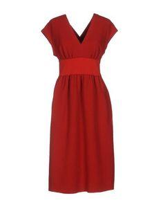 Платье до колена Agnona