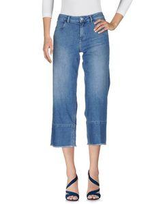Джинсовые брюки-капри Guess