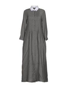 Длинное платье MM6 by Maison Margiela