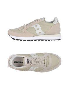 Низкие кеды и кроссовки Saucony