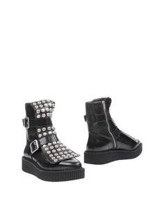 Полусапоги и высокие ботинки Marc by Marc Jacobs