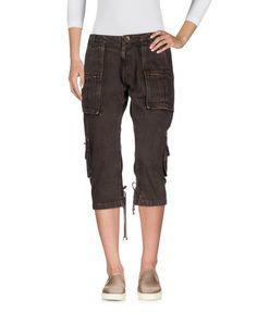 Джинсовые брюки-капри LES Folies DE Pigalle