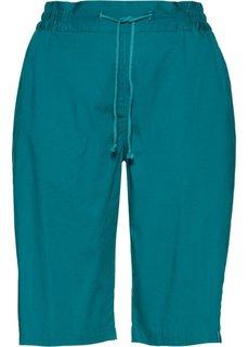 Легкие шорты (бирюзовый) Bonprix