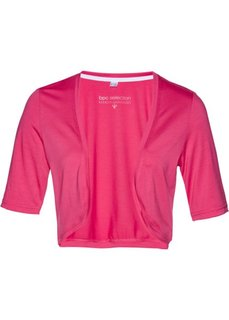 Трикотажное болеро (горячий ярко-розовый) Bonprix