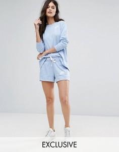 Синие классические спортивные шорты Nike эксклюзивно для ASOS - Мульти